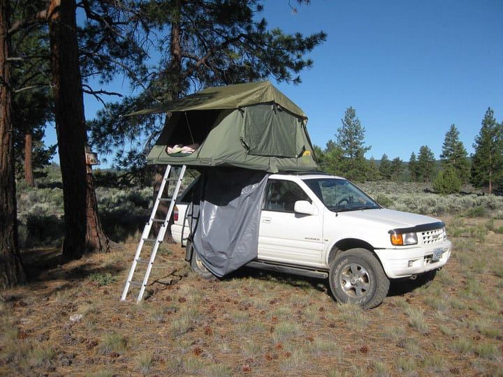 suv to live in and travel