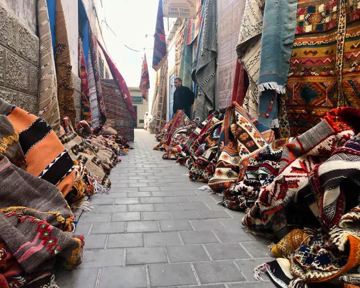 alleyway morocco